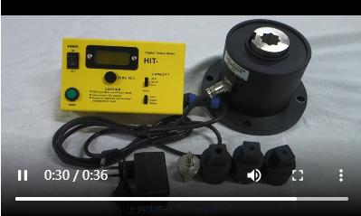 冲击扭矩测试仪使用视频