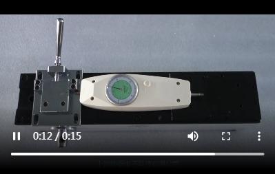 端子拉力测试仪欧亿5产品视频